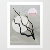 Debris Art Print