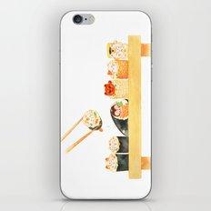 Maki Neko iPhone & iPod Skin
