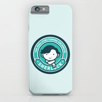 iPhone & iPod Case featuring Sherlock by mydeardear