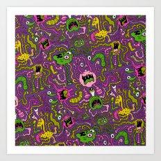 Virus Appreciation Day Art Print