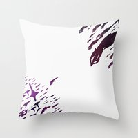 Mass Effect 100% Readiness Throw Pillow