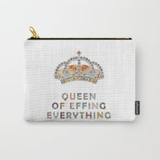 her daily motivation Carry-All Pouch