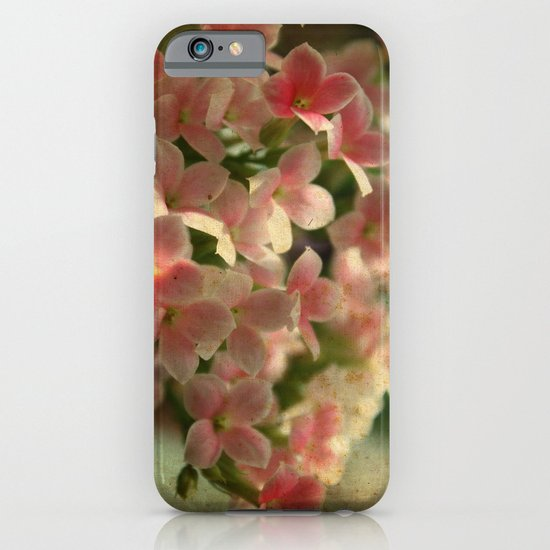 Cute Flowers iPhone & iPod Case