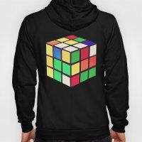 Do You Even Cube, Bro?  … Hoody