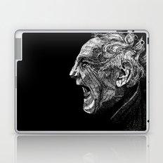 Homeless man4 Laptop & iPad Skin