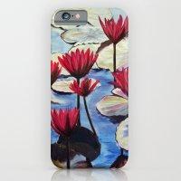 Lillies iPhone 6 Slim Case
