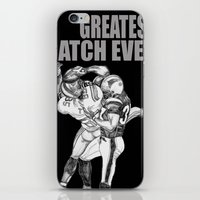 GREATEST CATCH EVER iPhone & iPod Skin