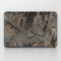 Seoul Korea iPad Case
