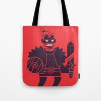 Barbarian Tote Bag