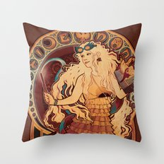 Just As Sane As I Am Throw Pillow