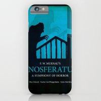 Nosferatu - A Symphony of Horror iPhone 6 Slim Case