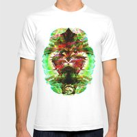 Disenchanted Mens Fitted Tee White SMALL