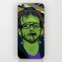 Hip Frankenstein iPhone & iPod Skin