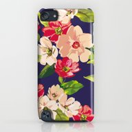 Floral  iPod touch Slim Case