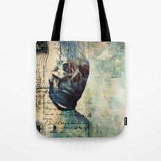 Skullman Tote Bag