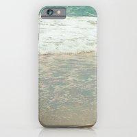 iPhone & iPod Case featuring Ocean Waves by Beach Bum Chix