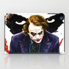 Angel Of Chaos (The Joker) iPad Case