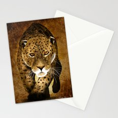 The Leopard Stationery Cards
