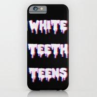 White Teeth Teens iPhone 6 Slim Case