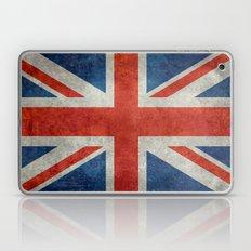 UK British Union Jack Fl… Laptop & iPad Skin