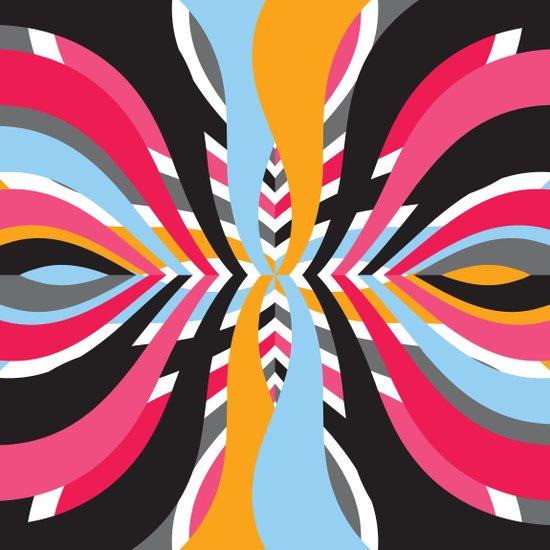 Mix #107 Art Print