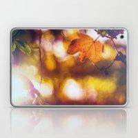 Fall into Autumn Laptop & iPad Skin