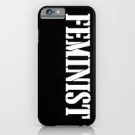 Feminist iPhone 6 Slim Case