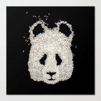 Ricebear Canvas Print