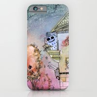 iPhone & iPod Case featuring one of those days by Marianna Tankelevich
