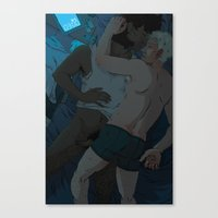 3:00 AM Canvas Print