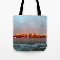 Brooklyn Heights Tote Bag