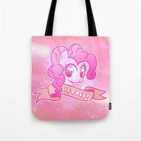 GRUNGE Pinkie Pie Tote Bag