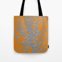 Effervescent Mercury Tote Bag