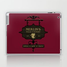 Camelot's One Stop Magic Shoppe Laptop & iPad Skin