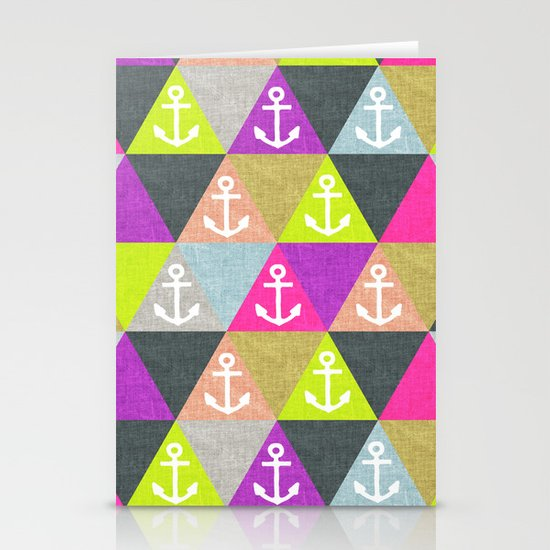 Ahoi! Stationery Card