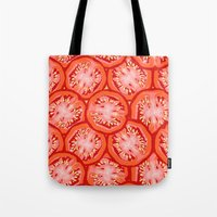 TOMATO CRAZE Tote Bag