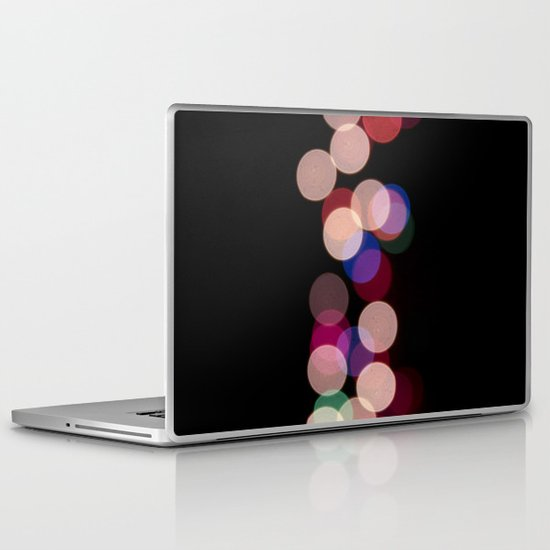 Color Fall Laptop & iPad Skin