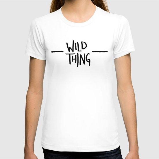 Wild Thing: Skagit Valley, Washington T-shirt