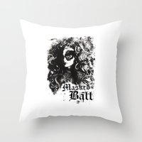 BALL Throw Pillow