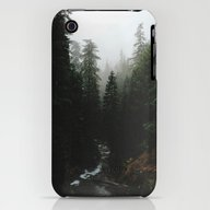 Rainier Creek iPhone (3g, 3gs) Slim Case