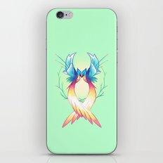 Petalled Pinion iPhone & iPod Skin