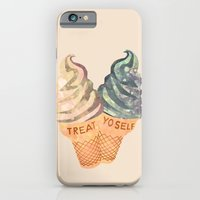 Treat Yo' Self iPhone 6 Slim Case