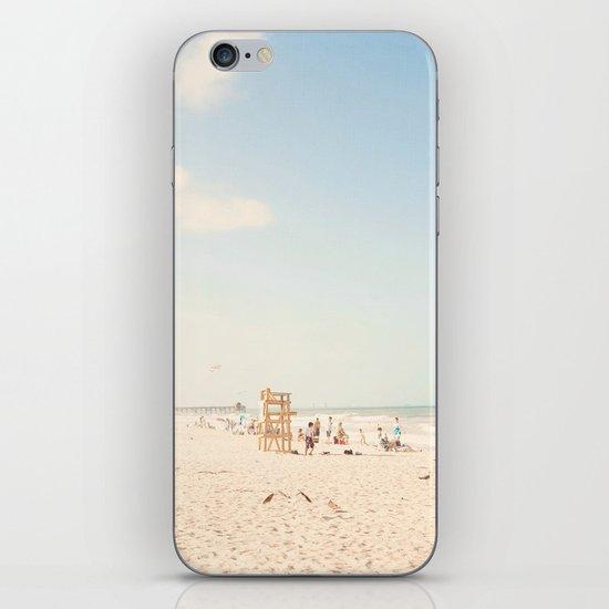 The Beach... iPhone & iPod Skin