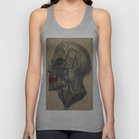 Beauty from the Inside Unisex Tank Top
