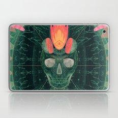 Catastrophe IV (The Green Invasion) Laptop & iPad Skin