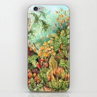 Botanic Vintage iPhone & iPod Skin