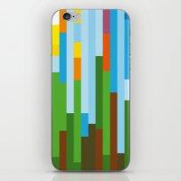 Rainforest Twilight iPhone & iPod Skin
