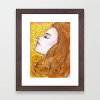 Sun Catcher Framed Art Print