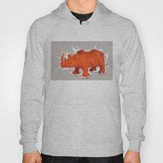 Rhino Orange Hoody