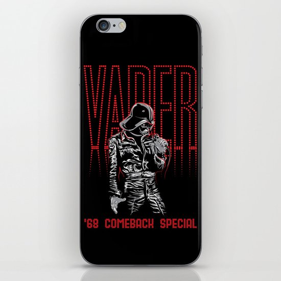 68 Comeback Special iPhone & iPod Skin